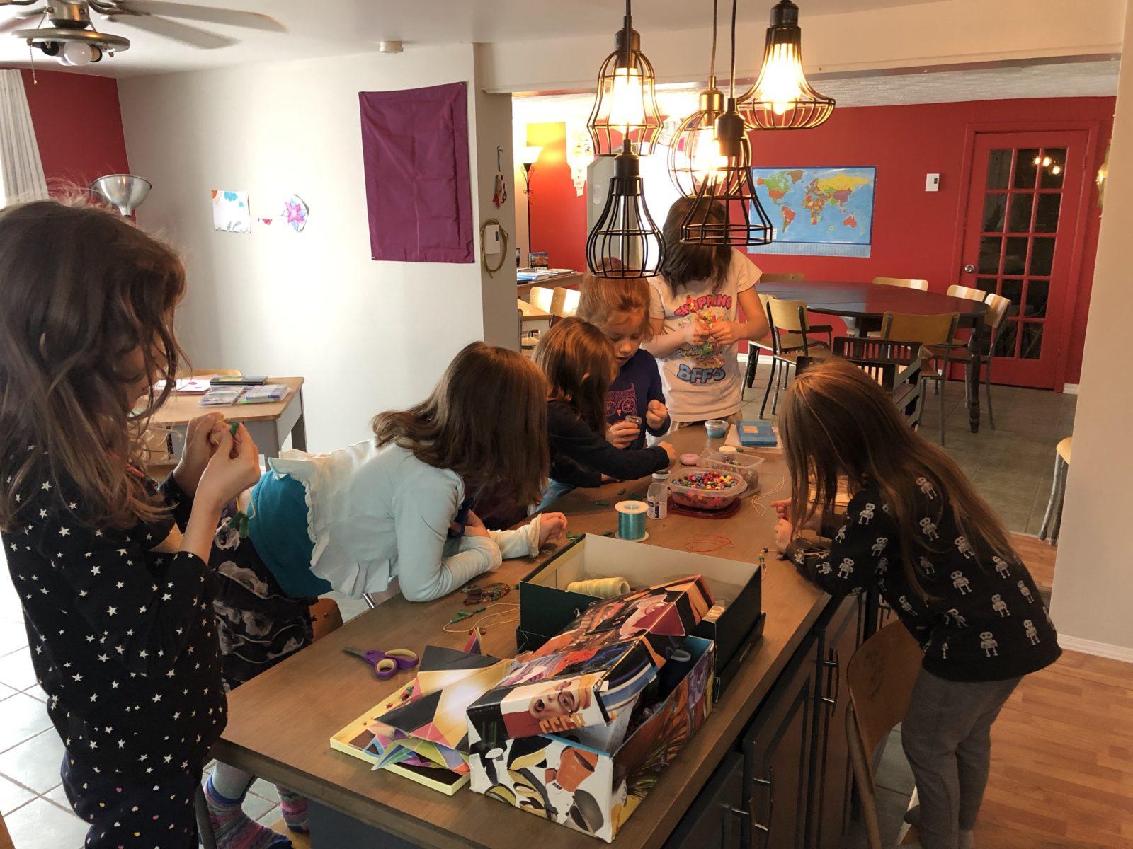 enfants-créativité