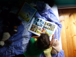 My-son-taught-himself-to-read
